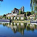 Auxerre - tonnerre yonne 89 / riceys aube 10