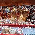 3 Coeurs d'un marché de Noël