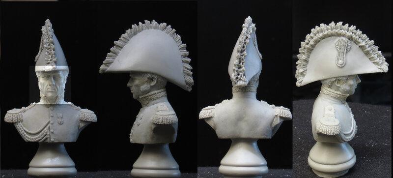 Buste adc Napoleon