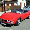 Fiat dino 2400 spyder (30 ème Bourse d'échanges de Lipsheim) 01