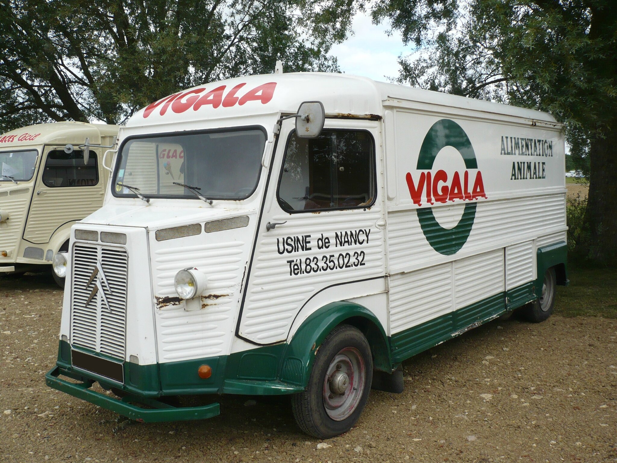 CITROËN type H châssis long Madine (1)