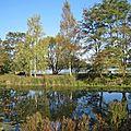 Les étangs de condé sur l'escaut