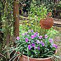 Jardin à la toussaint