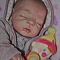 V-92 - bébé 2013 - Isaline - Adoptée par Isabelle