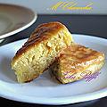M'chawcha- tahboult (galette aux œufs et au miel)
