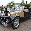 BUGATTI type 49 roadster par Uhlik 1931 Molsheim (1)