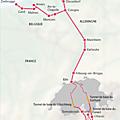 Avec le tunnel du ceneri, la suisse achève les nlfa