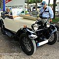 L' aero type 10 roadster de 1932 (9ème classic gala de schwetzingen 2011)