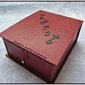 boîte tarot 2