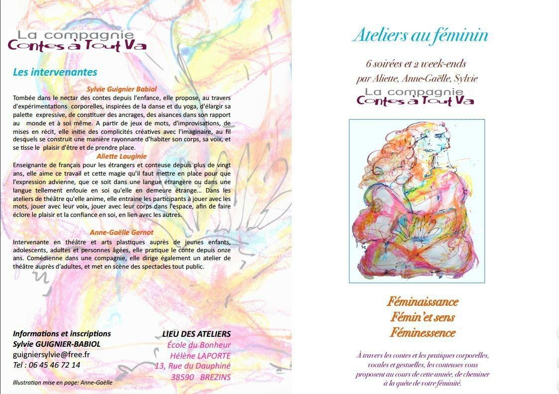 ateliers Féminessence