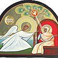 Credo et joie. ch. 4. christologie des titres (jésus, christ, fils unique...) et des gestes (né de la vierge, a souffert...)