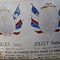 Jollet raoul (valençay) + 17/04/1918 beauvais (60)