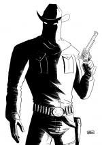 Phantom Rider by Marti