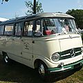 Mercedes o 319d bus avec toit panoramique