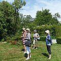 Le jardin de la sagne, à aulon