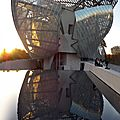 Fondation louis vuitton - jardin d'acclimatation.