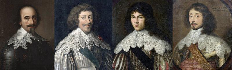 France, circa 1630-1635