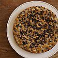 Gâteau à la poire et au chocolat