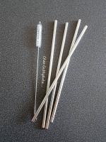 pailles réutilisables zero dechets inox bambou plastique goupillon chez Cathytutu we nü Auchan Casa ecoresponsable5