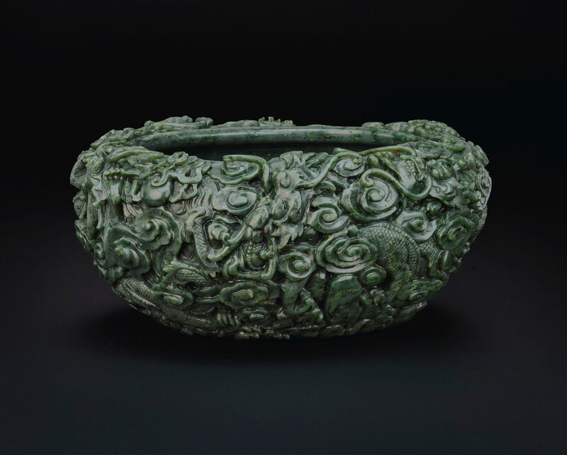 2019_NYR_16950_0937_000(a_large_well-carved_spinach-green_jade_dragon_washer_18th-19th_century)