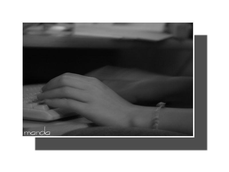 la valse des doigts