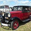 OPEL 1.8 Liter berline 4 portes 1931 Eutingen (1)