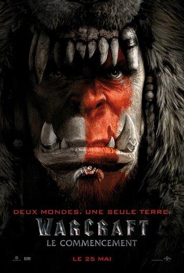 Affiche Warcraft-le-commencement