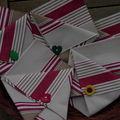 J'ai testé la pochette origami