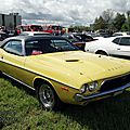 Dodge challenger hardtop coupe 1972-1973