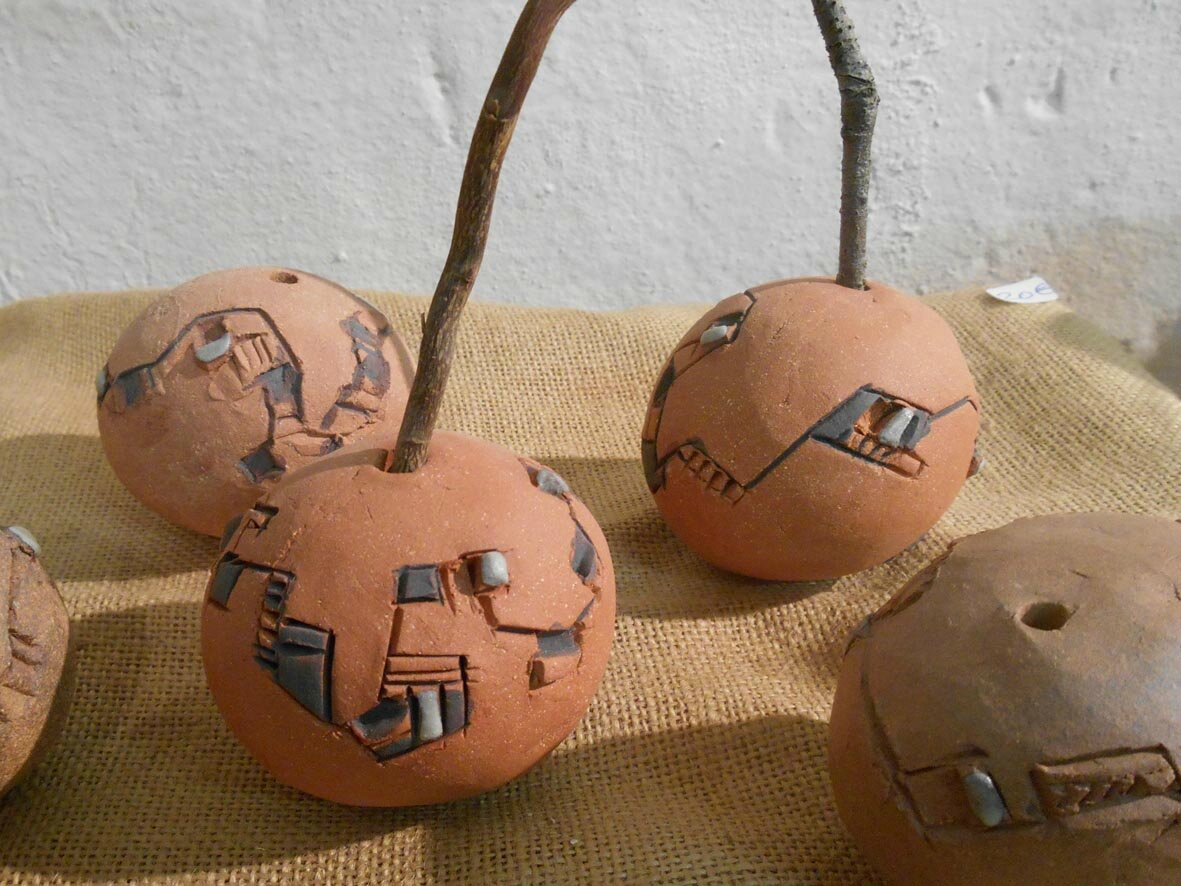 Les poteries de Viviane Bargetzi