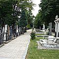 Nouveau cimetière de belgrade / belgrade's new cemetery (novo groblje)