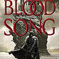 Le seigneur de la tour (blood song tome 2) ❉❉❉ anthony ryan