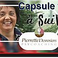 Pierrette desrosiers en france... deux messages personnalisés du canada pour les agriculteurs français !