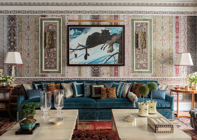 Interior Design by Richard Mishaan for Kips Bay (1)