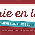 Promotions stampin'up du 21 au 28 novembre