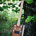 CB Guitare 4 cordes Double Bobinage