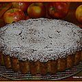 Gâteau russe aux pommes