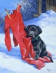 f51b9fbbdbcc2b474943723ae2b954d4--christmas-animals-christmas-art