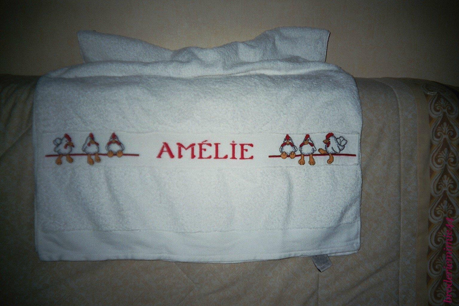 AMELIE - COCOTTES