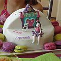 Gâteau fée fairy cake