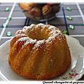 Gâteau ultra fondant a la noix de coco