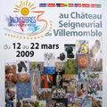 Expo Villemomble - mars 2009