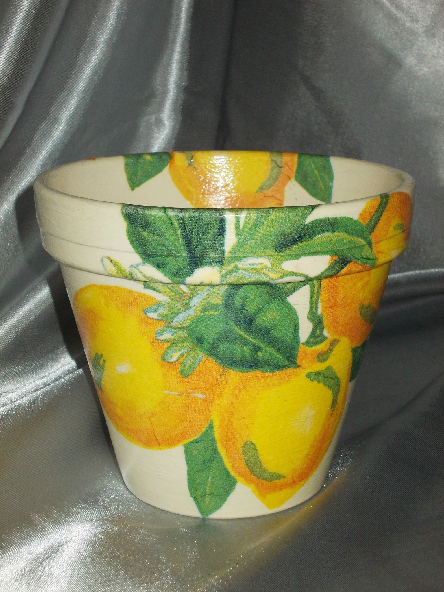 CITRON - Grand Pot