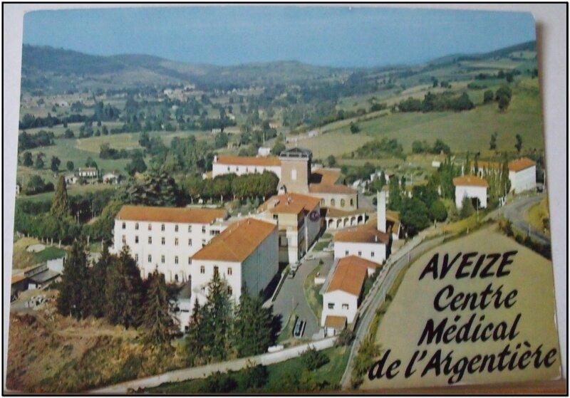 Ste Foy l'Argentière - Aveize