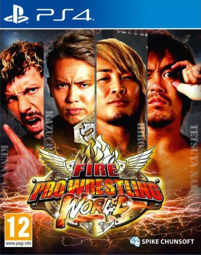 fire prowrestling world ps4