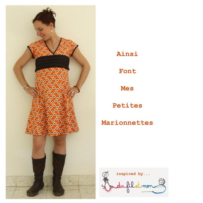 Magda fleur orange (5)