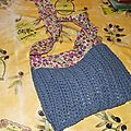 Sac à encours crochet et Liberty 2