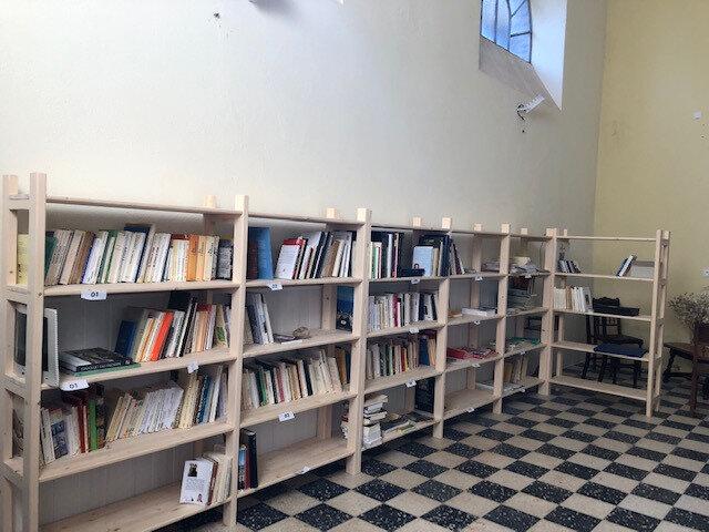 Bibliothèque cévenole
