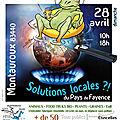 Regain de l'estérel vous invite à participer à la fête de printemps à montauroux, dimanche !