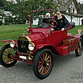 Ford model t runabout-1915